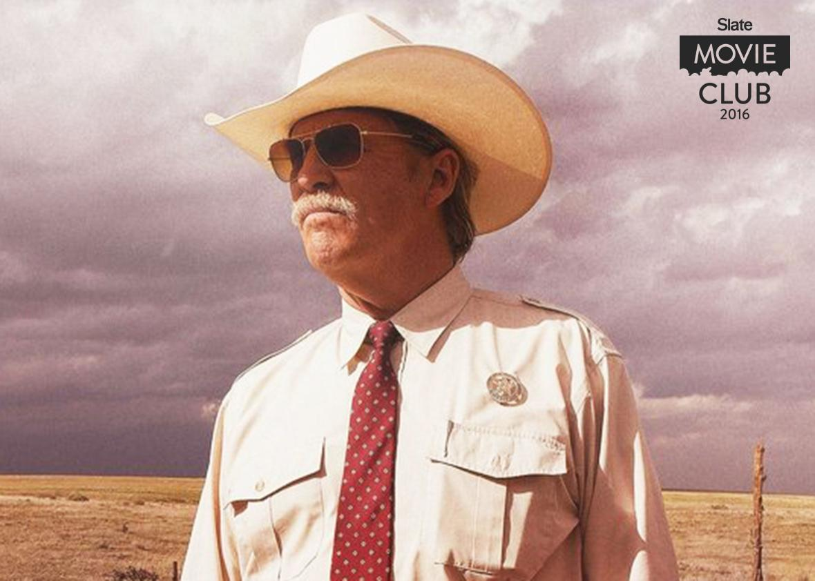 Jeff Bridges in Hell or High Water.