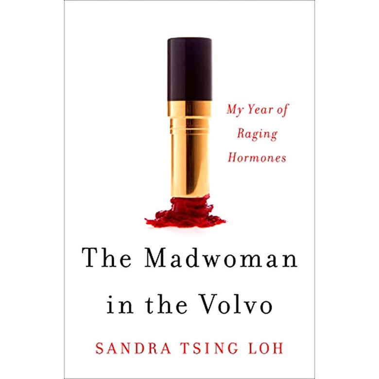 Cover of The Madwoman in the Volvo.