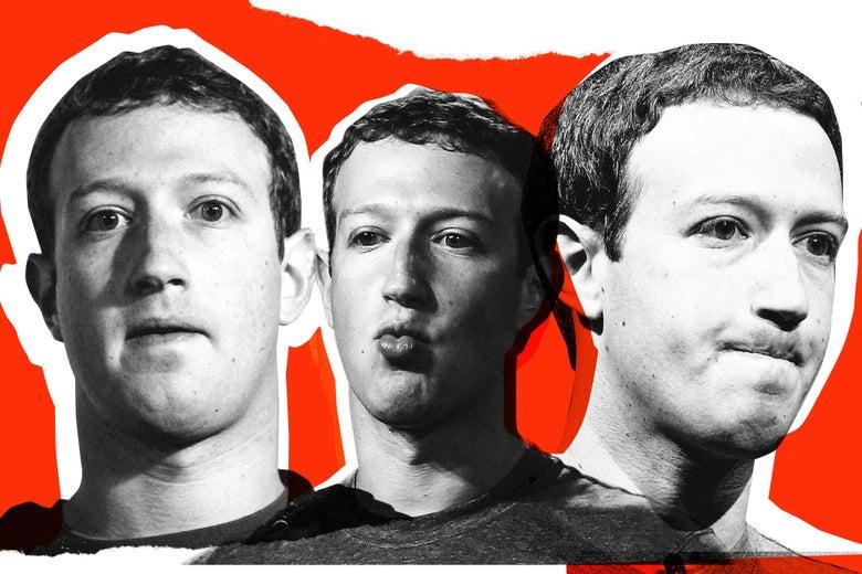 The evolution of Zuckerberg apologies.