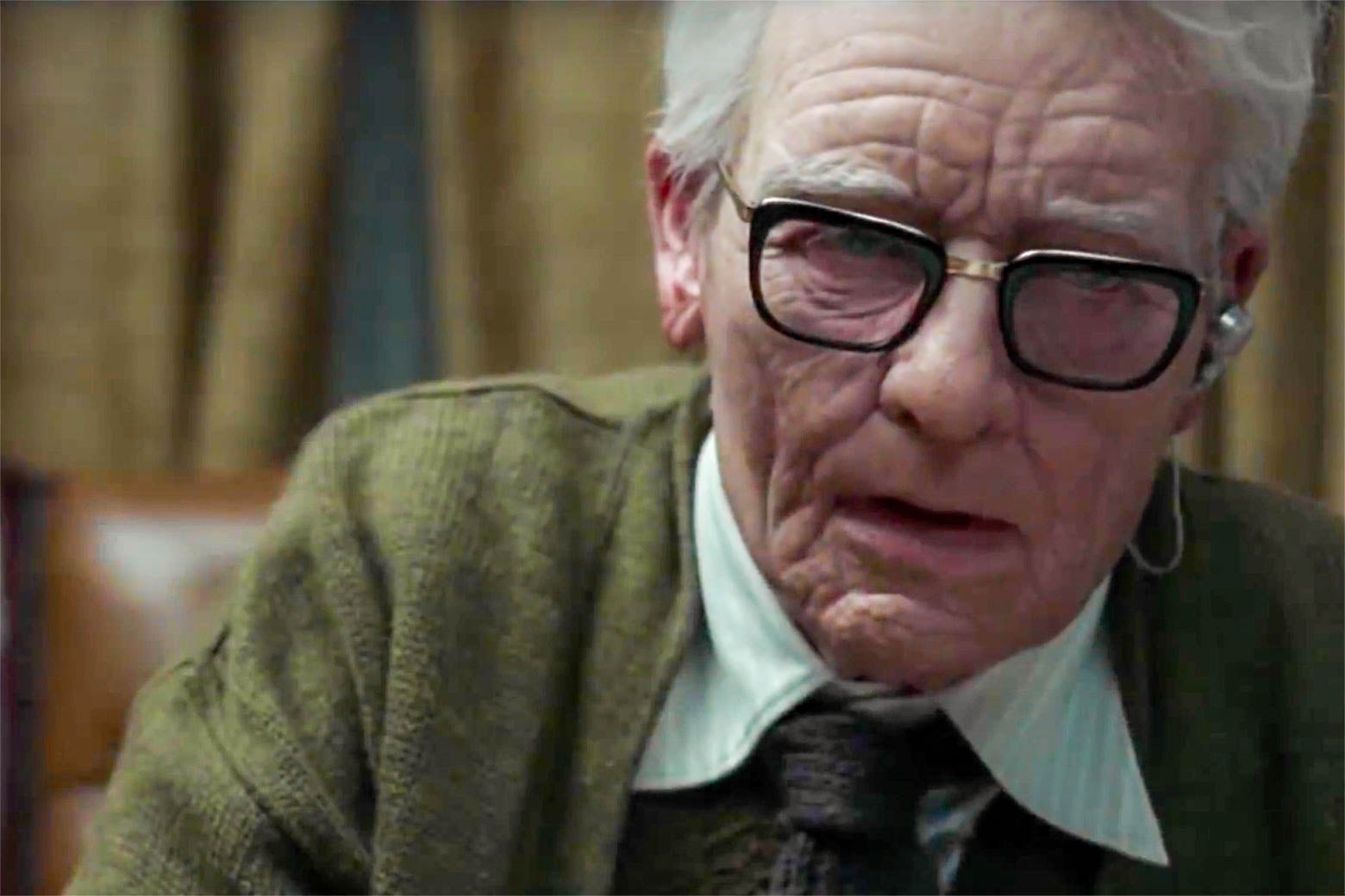 is tilda swinton secretly lutz ebersdorf in the suspiria