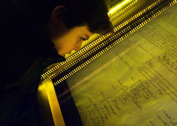 Constitution Day: An unconstitutional federal holiday that dictates what schools must teach.