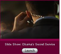 Click here to see a slide show on Obama's Secret Service detail.