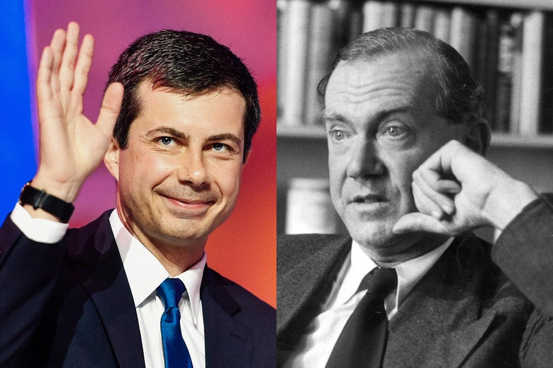 Mayor Pete Cited a Classic Graham Greene Novel to Explain His Foreign Policy Views. He Completely Misread It.