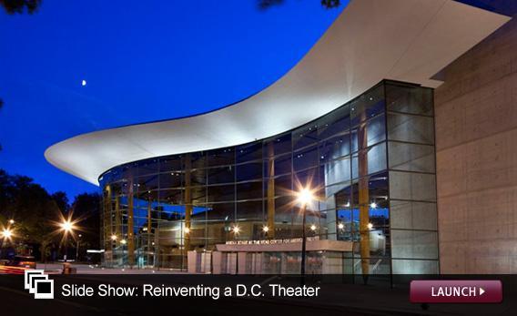 Slide Show: A Renaissance in Washington, D.C., Part 2. Click image to launch.
