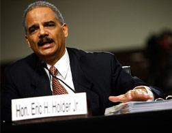 Eric Holder. Click image to expand.