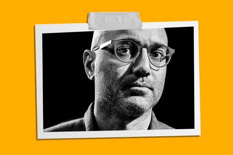 Why Writer Ayad Akhtar Reads Shakespeare Every Day