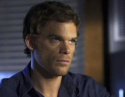 Michael C. Hall as Dexter. Click image to expand.
