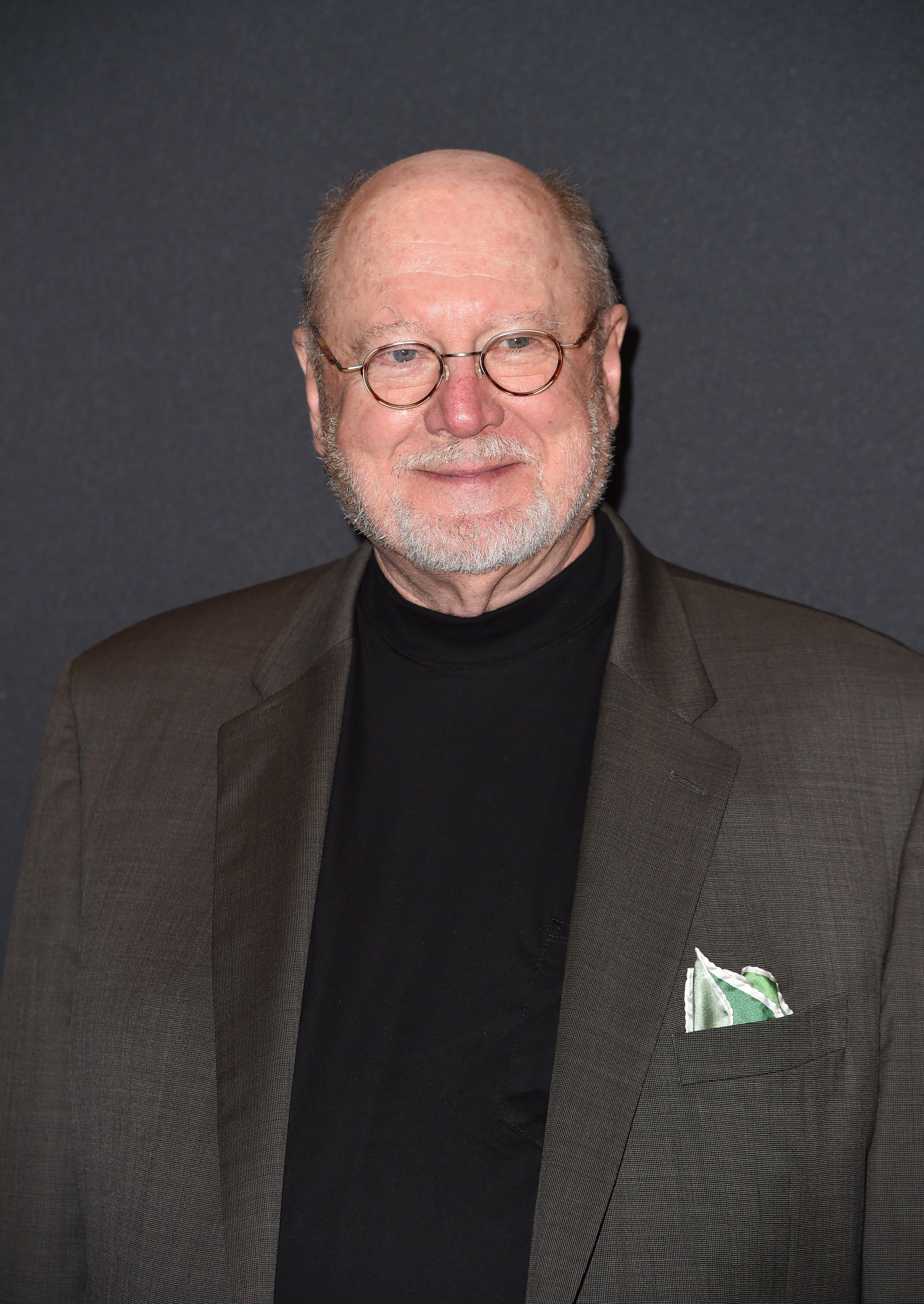 David Ogden Stiers attends a 25th anniversary screening of Beauty and the Beast in 2016.