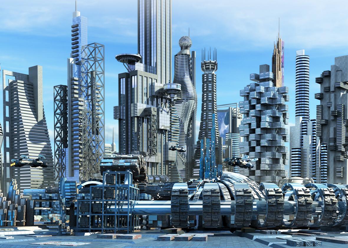 scientism city.