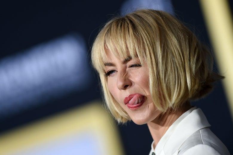 Dolly Parton S Heartstrings Julianne Hough To Play Jolene