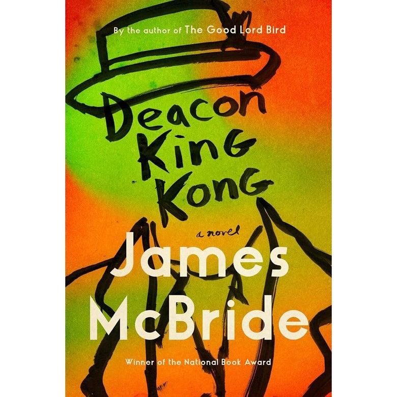 Cover of Deacon King Kong.