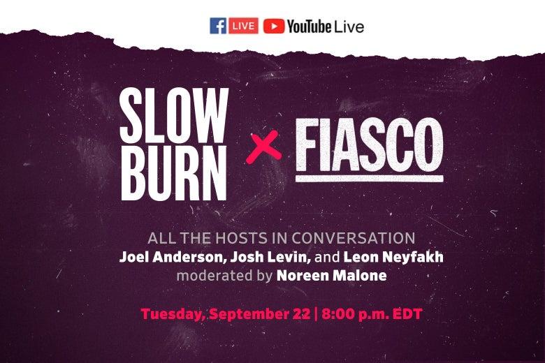 event description for Slow Burn