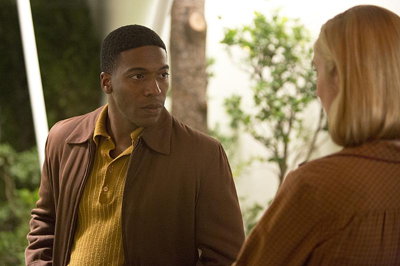 Jocko Sims as Robert in Masters of Sex
