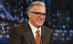 Keith Olbermann. Click image to expand.