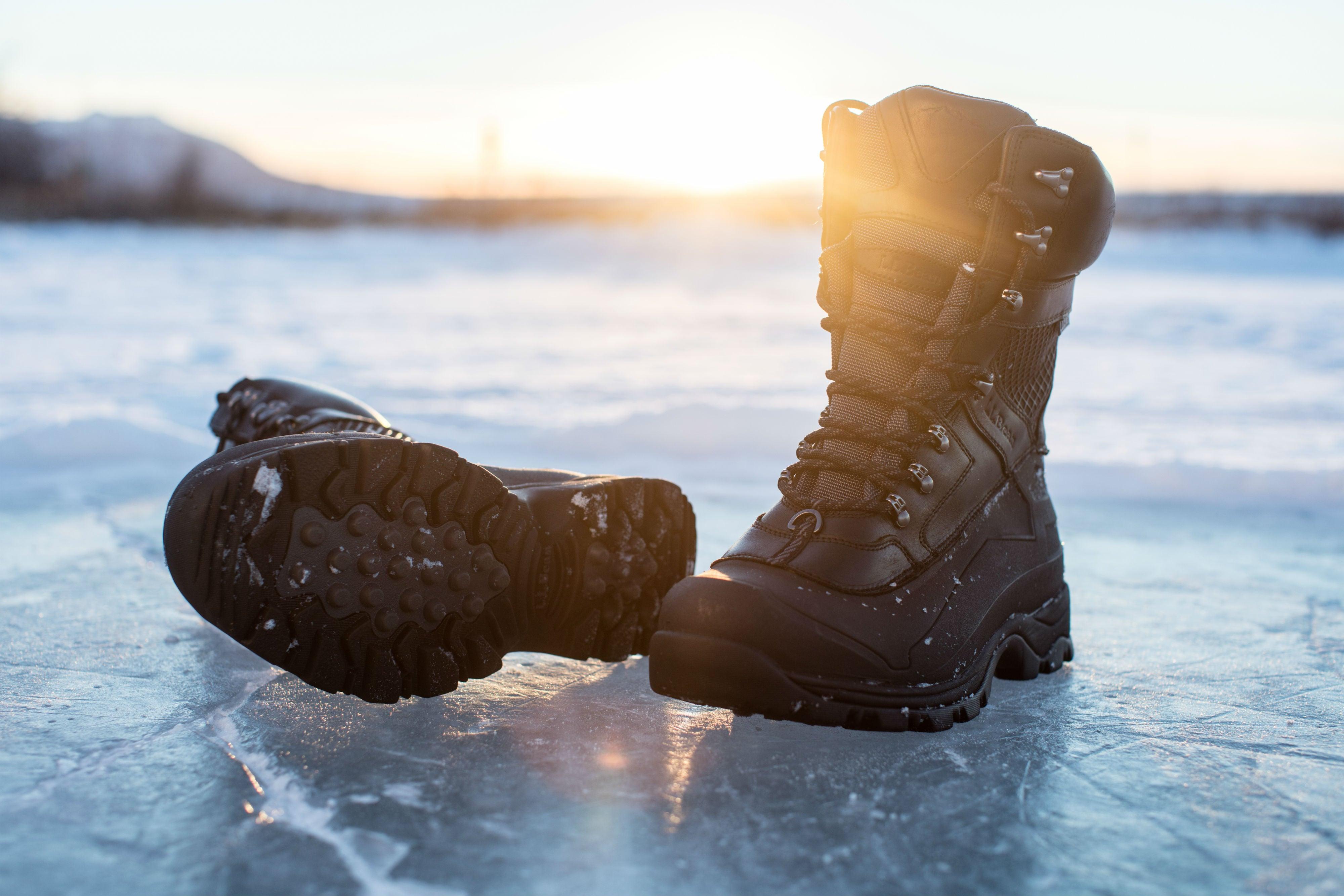 L.L.Bean Wildcat Boots Pro