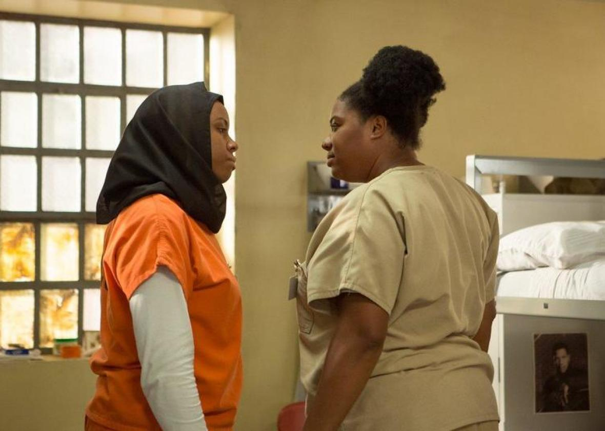 Orange Is the New Black's first Muslim character is defined