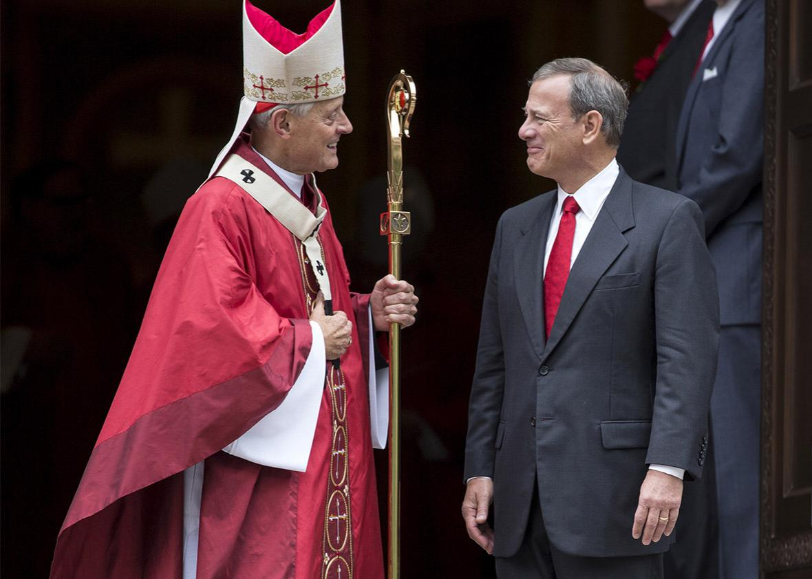 Chief Justice John Roberts Red Mass 2015