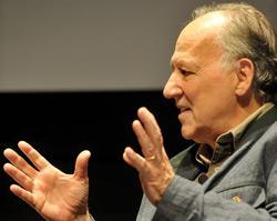 Werner Herzog. Click image to expand.