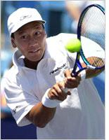 Michael Chang. Click image to expand