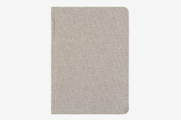 Zhi Jin Classic Thick Cloth Linen Notebook