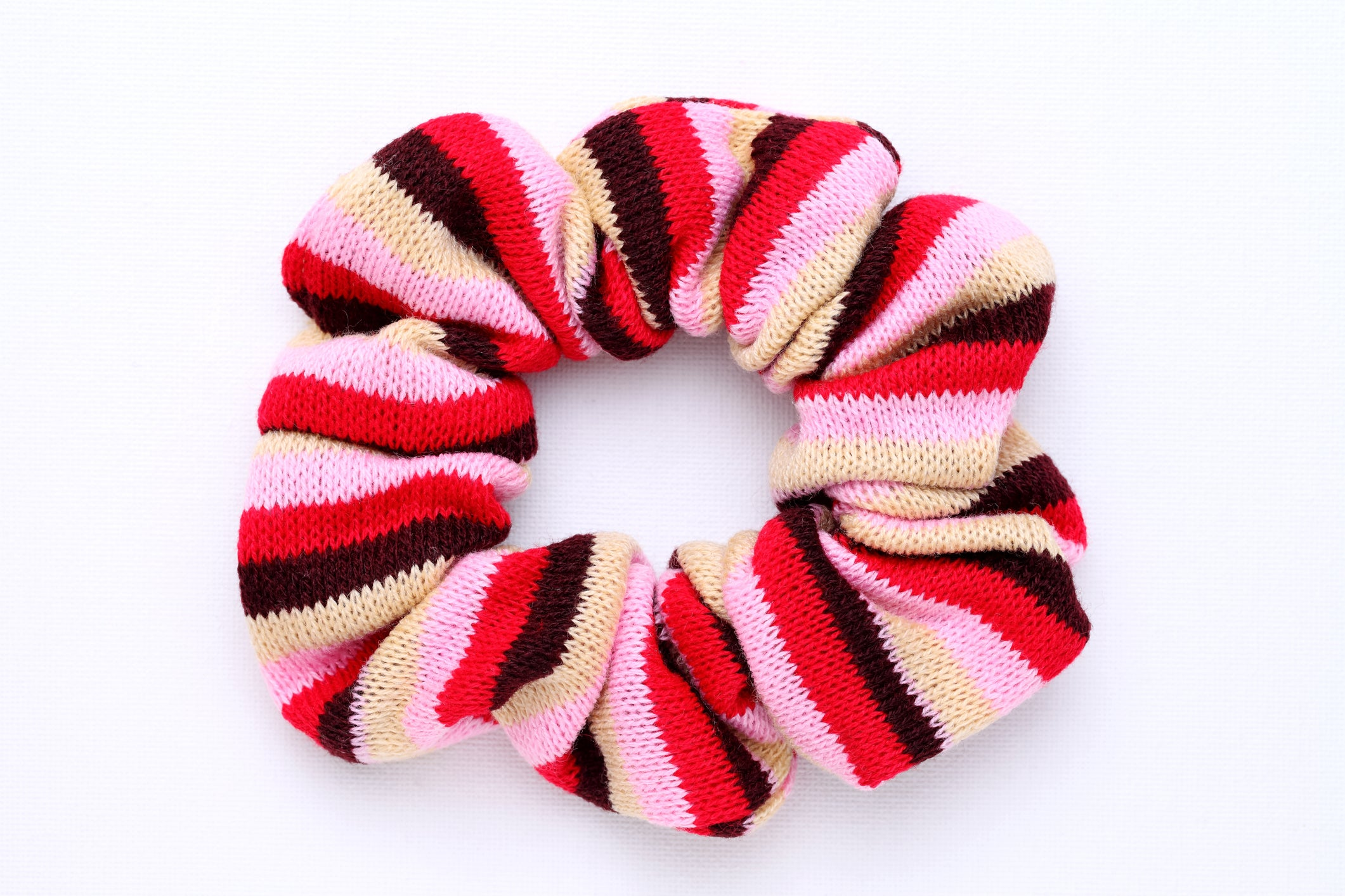 A really heinous scrunchie.