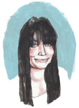 Sharon Chanon Velazquez, illustration by Deanna Staffo.