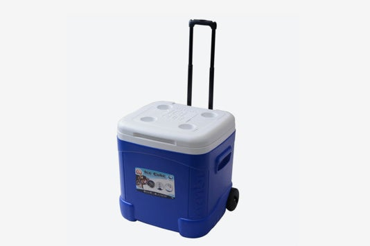 Igloo Ice Cube Roller Cooler.