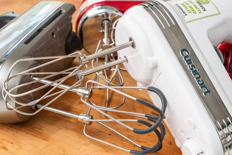 assorted hand mixers