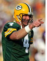 Brett Favre. Click image to expand.