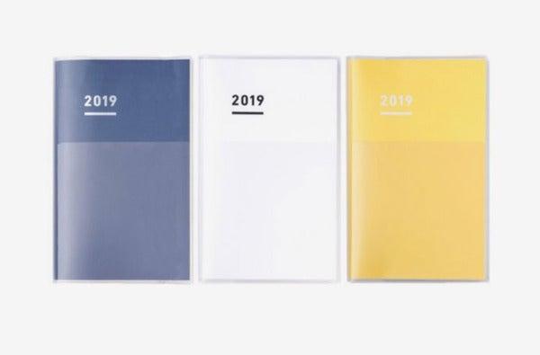 Kokuyo Jibun Techo 2019 Diary A5.