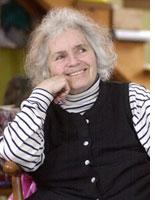 Grace Paley. Click image to expand.