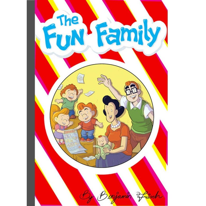 The Fun Family cover