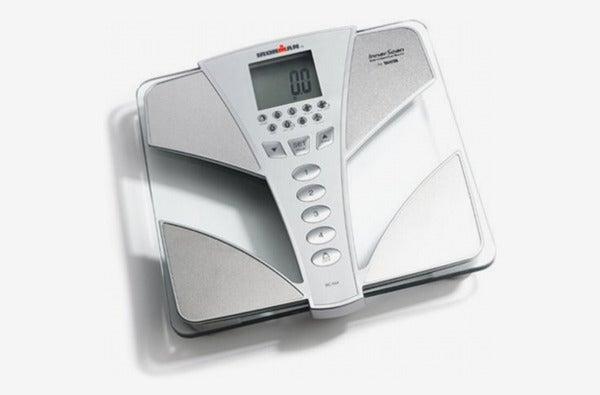 Tanita BC554 Ironman Glass InnerScan Body Composition Monitor Elite Series.