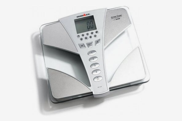 Tanita BC554 Ironman Glass InnerScan Body Composition Monitor Elite Series.