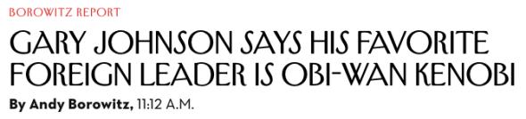 New Yorker Borowitz headline
