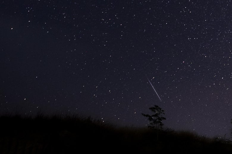 How to Watch This Weekend's Eta Aquarids Meteor Shower