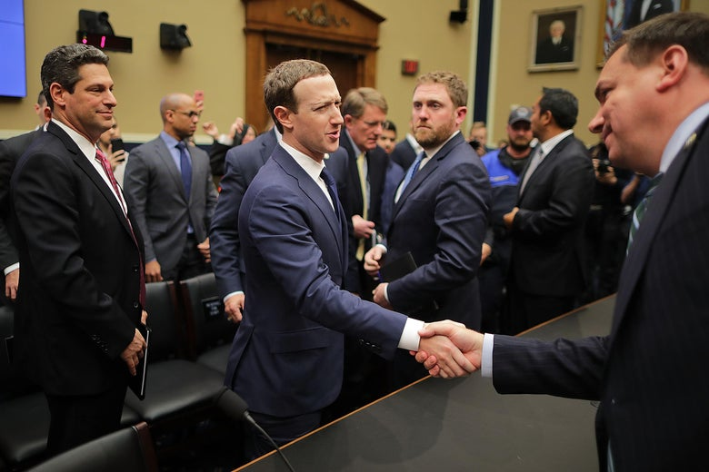 Facebook offered more information in a follow up to Mark Zuckerberg's testimony before the House.