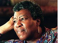 Octavia Butler. Click image to expand.
