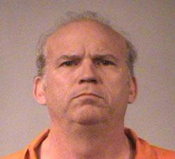 Photo of Scott Roeder, 51, charged with first-degree murder of Dr. George Tiller.