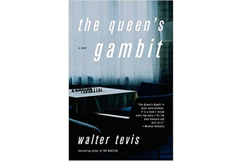 The Queen's Gambit book jacket