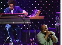 Danger Mouse and Cee-Lo Green of Gnarls Barkley. Click image to expand.