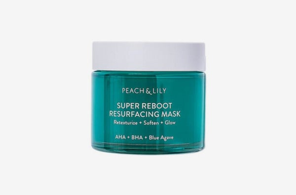 Peach & Lily Super Reboot Resurfacing Mask.