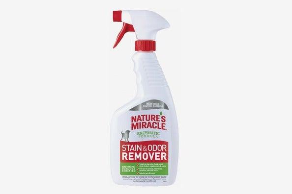 Nature's Miracle Enzymatic Formula Dog Stain & Odor Remover