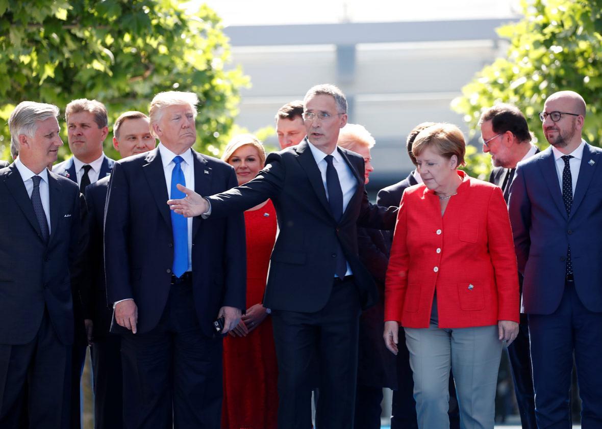 USA-TRUMP/NATO