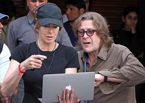 Oscar-winning Hollywood director Kathryn Bigelow.
