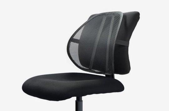 Easy Posture Lumbar Back Support Mesh.