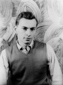 Gore Vidal in 1948.