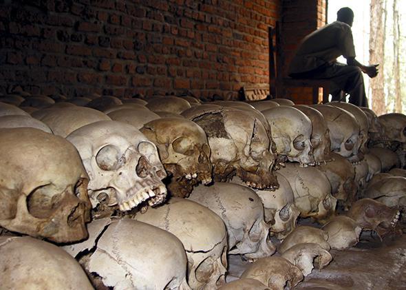 Rwanda Memorial
