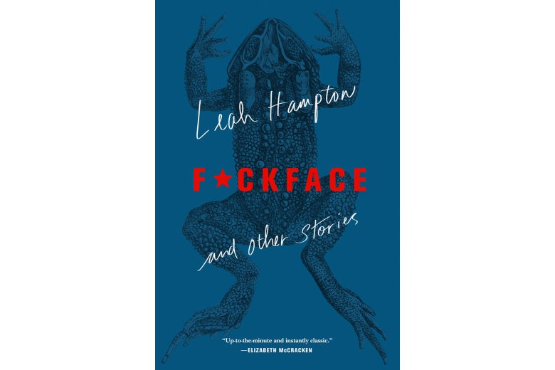 The cover of F*ckface and Other Stories.