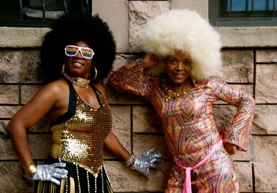 "Soul Sista's"" 2013 Harlem, NYC"